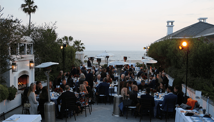 AN INTIMATE EVENING IN SANTA MONICA WITH TIGER 21 MEMBERS AND GUESTS