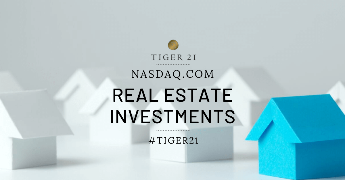 10 REAL ESTATE INVESTMENTS TO RIDE OUT THE CURRENT STORM