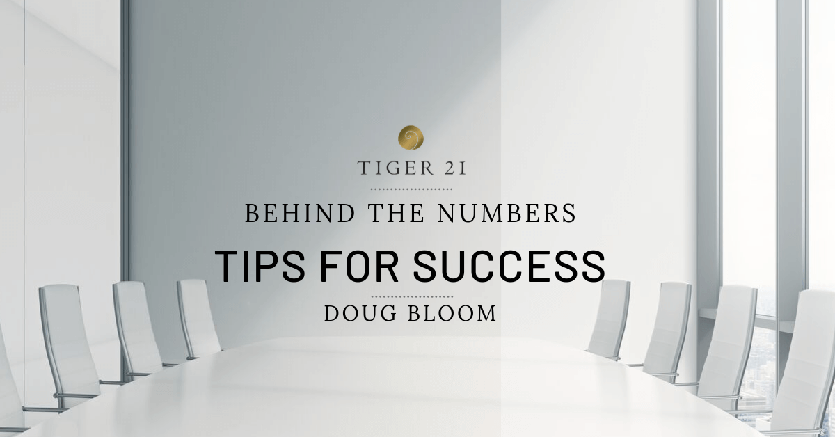 PHILADELPHIA TIGER 21 CHAIR DISCUSSES TIPS FOR PROFESSIONAL AND PERSONAL SUCCESS