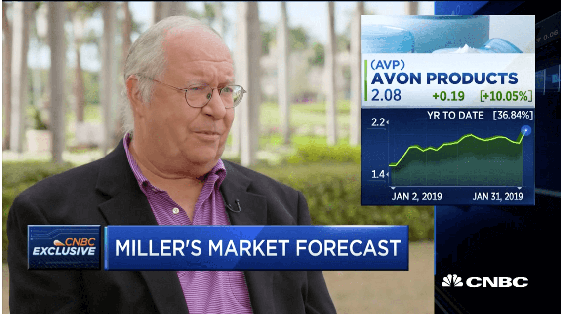 TIGER 21 ANNUAL CONFERENCE: CNBC INTERVIEW WITH BILL MILLER ON INVESTMENT OPPORTUNITIES