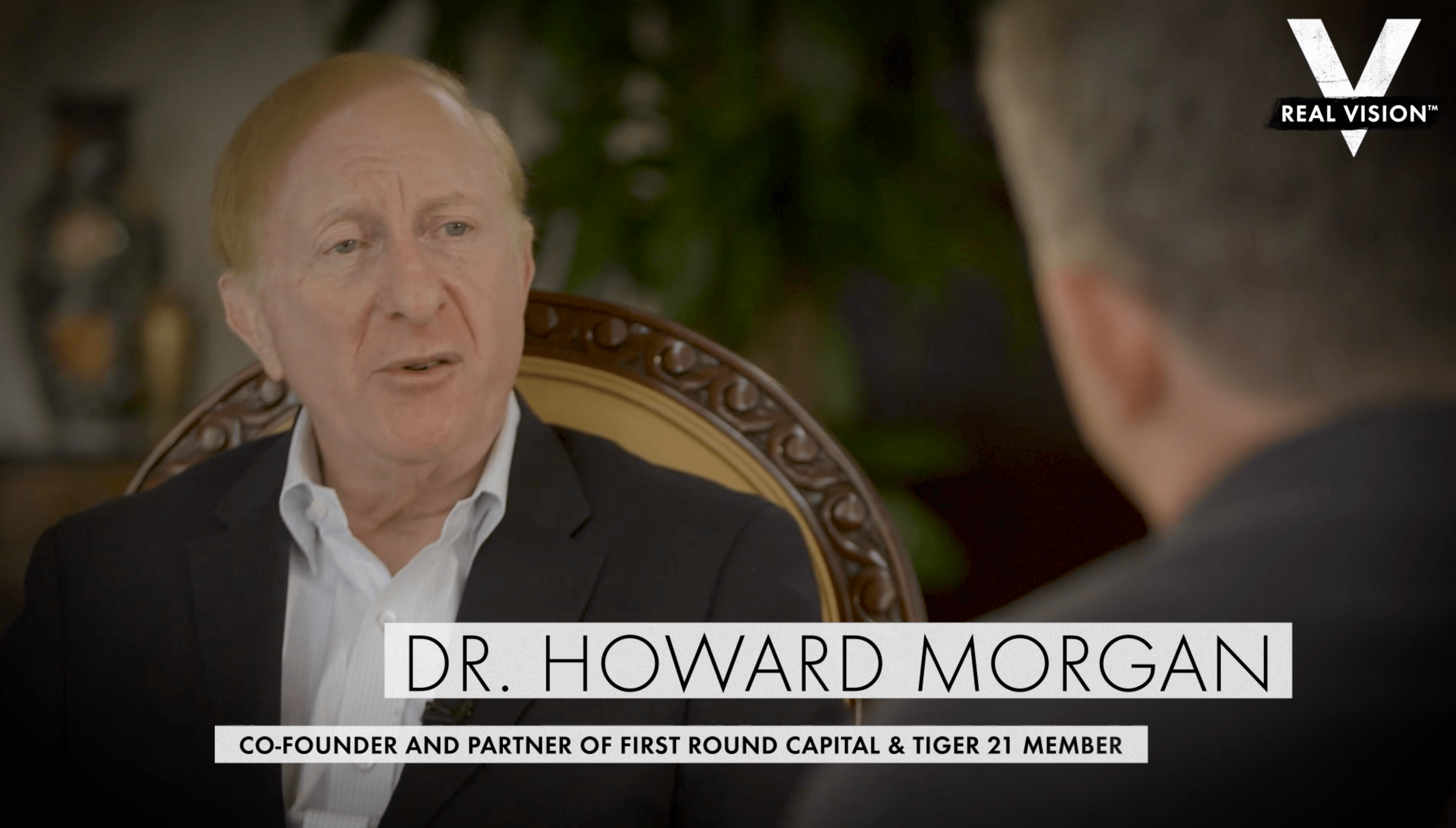 TIGER 21 MEMBER AND CO-FOUNDER OF FIRST ROUND CAPITAL, DR. HOWARD MORGAN, DISCUSSES STARTUP FAILURE AND SUCCESS