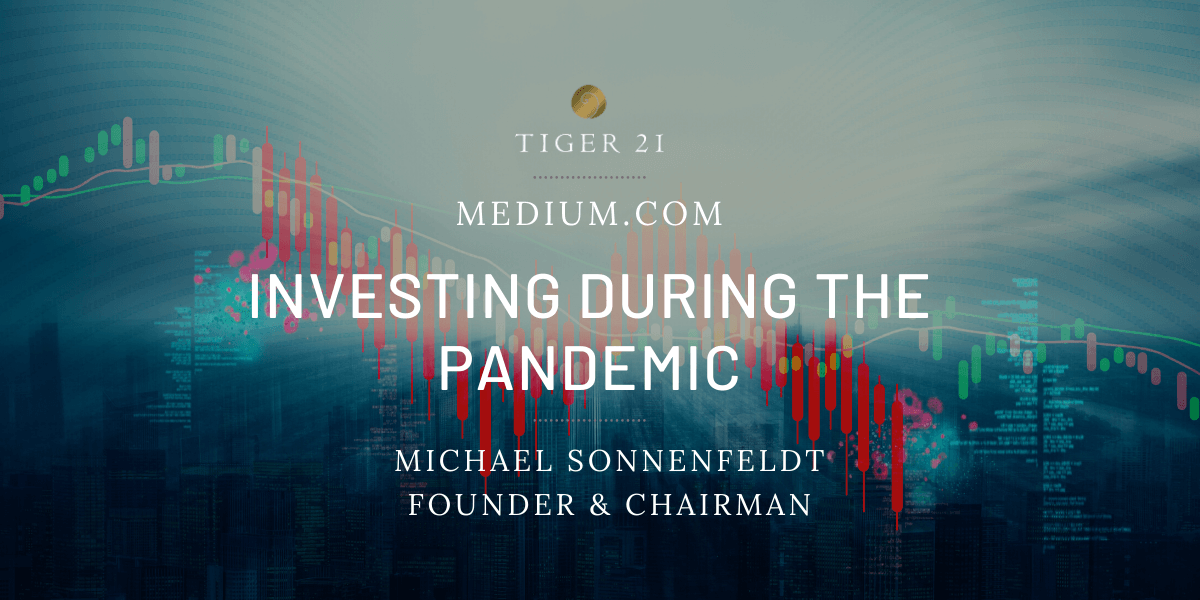 Investing During The Pandemic